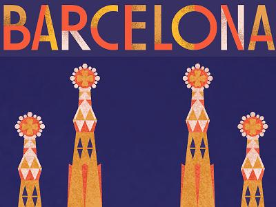 Sagrada Família, Barcelona travel towers spain familia sagrada gaudi europe destination cathedral barcelona architecture