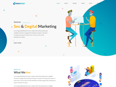Seomar   SEO Digital Marketing HTML Template service systems server security services security guard security company safety responsive protection modern home security guard clean bootstrap