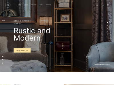 Rustic   Corporate Bootstrap 5 HTML Template slider responsive portfolio multipurpose html health digital creative corporate template contact clean business bootstrap5 beard
