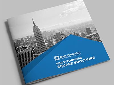 screenshot 1 - Settlement Brochure Template