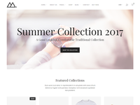 Mira -eCommerce Template