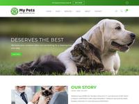 My Pets - Pet Sitter, Pet Shop, Animal Care Shopify Theme