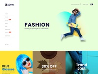 Ezone - Multipurpose eCommerce Bootstrap4 Template