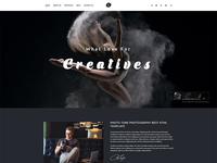 Chobighor - Creative Photography WordPress Theme