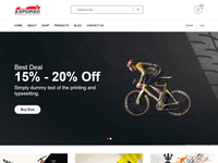 Bike/Car/Auto Parts, Accessories Store Shopify Theme
