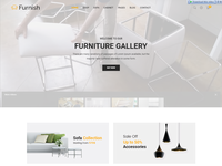Furniture HTML Template