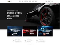 Lukas   car parts store ecommerce html template