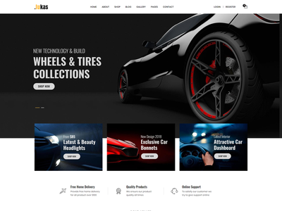 Lukas   Car Parts Store Ecommerce Html Template html5 spare parts responsive parts store parts manufacturing parts manufacturing ecommerce carparts car parts bootstrap bike bicycle automobiles auto parts accessories