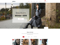 Zakas   Fashion HTML Template