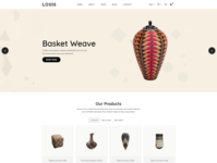 Louis   Handmade   Craft Shopify Theme