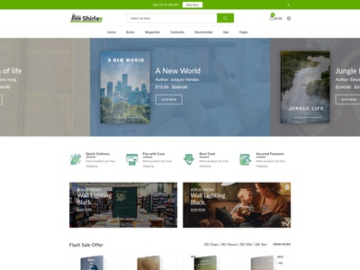Shirley – Book Store Shopify Theme shopping bootstrap ecommerce shopify theme shopify template responsive new year library store ebook store ebook dropshipping christmas bookstore books writer book shop book seller book publisher book author