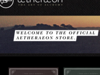 AetherAeon Store
