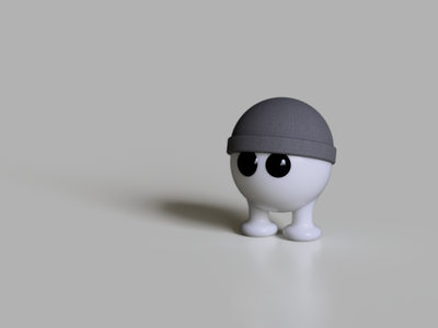 Toy render character toy design 3d toy