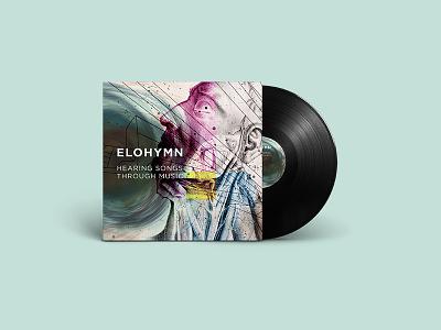 Elohymn CD + Vinyl Cover music sleeve vinyl cover vinyl design cover design cd cover