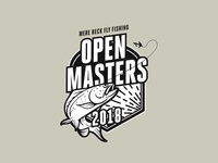 Fly Fishing Open Masters 2018