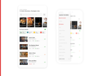 Simple Food App UX