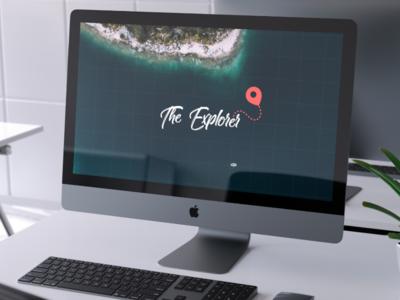 The Explorer | Logo