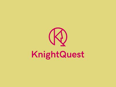 KnightQuest office graphicdesign design portugal brand identity brand design logo identity branding
