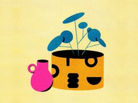 Coin Plant Riso