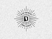 Play font - D