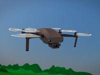 Drive Drone-4 drone cinema 4d motion graphics mograph illustration motion design c4d 3d cinema4d animation