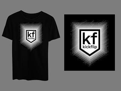 T-shirt #2 identity logo branding design graphic design