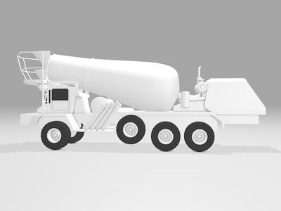 Cement Mixer 2.0