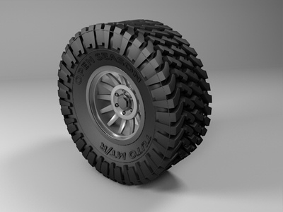 Tire Complete