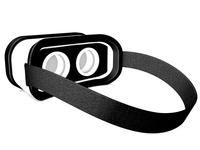 VR Headset back
