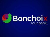 Logo designed for Bonchoix bank