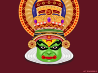 The Kathakali Art