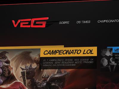 VEG is Coming