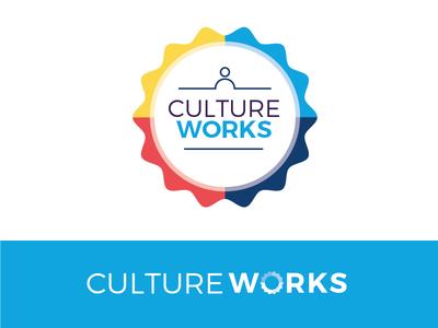 CultureWorks graphic internal culture corporate technology branding