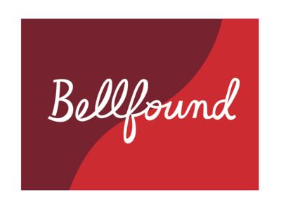 Bellfound Lettering logotype branding lettering