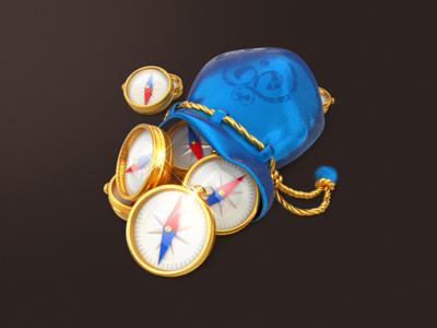 June's Journey / Compasses