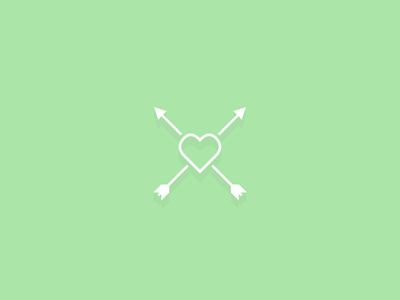 Heart/arrows