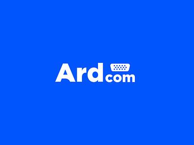 Ardcom local business branding design typography brand identity vector design branding logo illustrator illustration