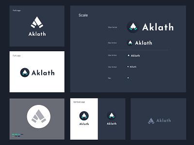 Aklath ( scale perspective ) branding concept bookdesign branding agency app branding and identity logo branding