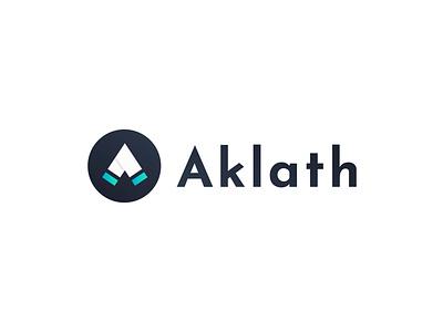 Aklath project logos brand brand identity app logo illustrator brand design branding