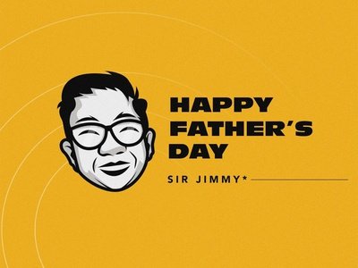 FATHERS DAY 2021 illustration 2021 fathers day