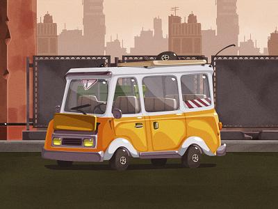 Car 5 vehicle car car design race zat3am 2d game art game artist game art