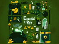 Play Again - Mile One : Elemental Rolls