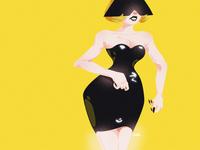 Allie X - Super Sunset Album Variant Cover