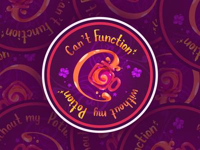 Potion Coaster
