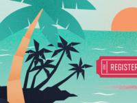 Beachy Illustration