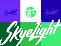 SkyeLight Coffee Co. Branding