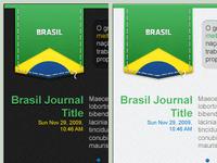 Brasil Journal Skin