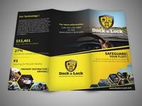 Trifold Brochure - Web App