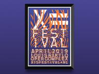Poster concept X=Festival