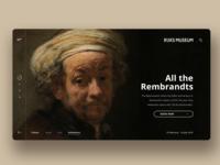 Redesign Rijksmuseum